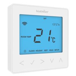 Купити Термостат сенсорний програмований NeoStat-Е з Wi-Fi, замовити онлайн Термостат сенсорний програмований NeoStat-Е з Wi-Fi за низькою ціною - 3564грн.