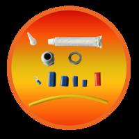 Набір для підключення  та крайовання саморегулюючого кабеля ThermTrace Connect/End.