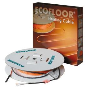 8.3-10.4 м2. Тепла підлога. Нагрівальний кабель FENIX 23ADSV18-1500, площа укладання 8,3-10,4 м2