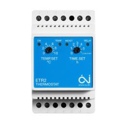 Купити Термостат системи сніготанення ETR2-1550, замовити онлайн Термостат системи сніготанення ETR2-1550 за низькою ціною - 5103грн.