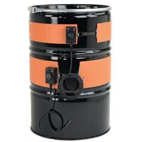 Нагреватель для бочки силиконовый HSSD/A