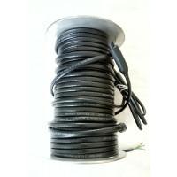 4,6-6,1 м2. Нагрівальний кабель EasyCable EC-61, площа укладання 4,6-6,1 м2