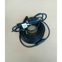 0,7-0,9 м². Нагревательный кабель EasyCable EC-09, площадь укладки 0,7-0,9 м²