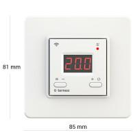 Терморегулятор terneo ax, белый