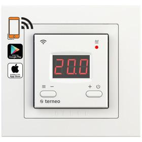 Термостат terneo ax unic, білий