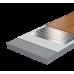 5.0 м². Алюминиевый нагревательный мат FoilMat140-700-5.0 м².